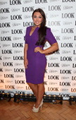 Lauren Goodger attends the 5th anniversary party of LOOK magazine at One Marylebone on March 1 2012 in London England