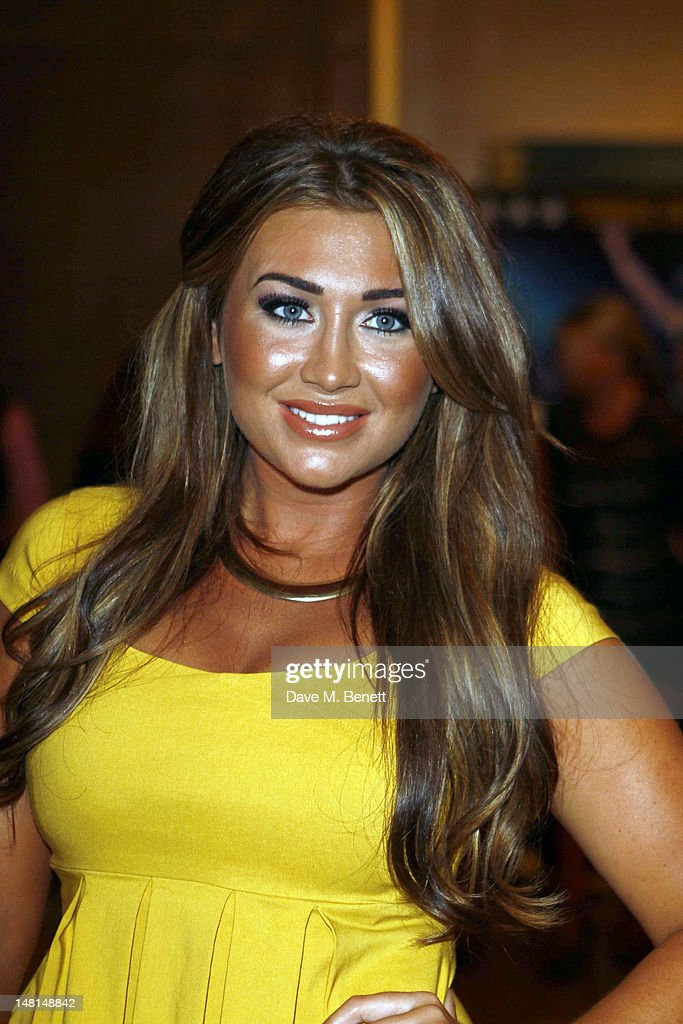<a gi-track='captionPersonalityLinkClicked' href=/galleries/search?phrase=Lauren+Goodger&family=editorial&specificpeople=7360081 ng-click='$event.stopPropagation()'>Lauren Goodger</a> attends the European premiere of 'Magic Mike' at The May Fair Hotel on July 10, 2012 in London, England.