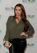 Lauren Goodger attends the exclusive launch of new social shopping site Shopa the site and app that lets you buy and share items with the added bonus...
