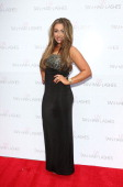 Lauren Goodger attends the launch of 'Lauren's Way' a collection by Lauren Goodger at Jewel Bar on May 8 2013 in London England