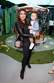 Lauren Goodger attends the launch of the new Sky Kids Cafe an imaginative play and themed cafe popup to celebrate the new Sky Kids app at The Vinyl...