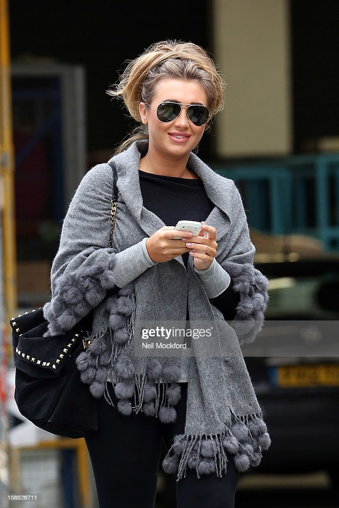 <a gi-track='captionPersonalityLinkClicked' href=/galleries/search?phrase=Lauren+Goodger&family=editorial&specificpeople=7360081 ng-click='$event.stopPropagation()'>Lauren Goodger</a> seen at the ITV Studios on December 18, 2012 in London, England.