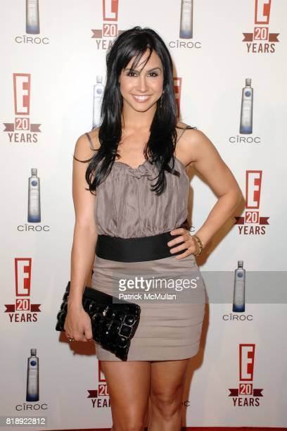 Lauren Gottlieb attend E's 20th Birthday Party Celebration at The London West Hollywood on May 24th 2010 in West Hollywood California
