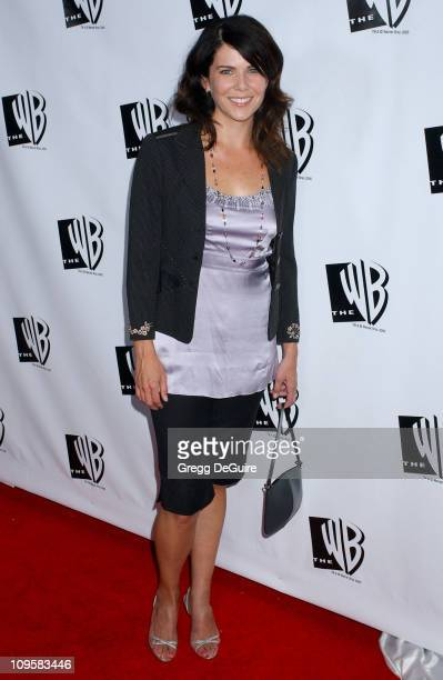 Lauren Graham during 2005 WB Network's All Star Celebration Arrivals at The Cabana Club in Hollywood California United States