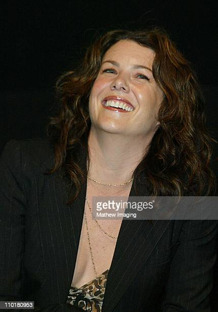 Lauren Graham during ACADEMY OF TELEVISION ARTS SCIENCES presents Behind the Scenes of 'Gilmore Girls' at Leonard H Goldenson Theatre in North...