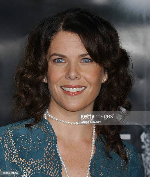 Lauren Graham during 'Friday Night Lights' Los Angeles Premiere Arrivals at Grauman's Chinese Theatre in Hollywood California United States