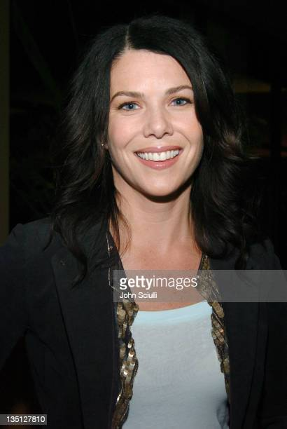 Lauren Graham during 'The Moguls' Cast and Crew Screening at Writer's Guild Theatre in Los Angeles CA United States