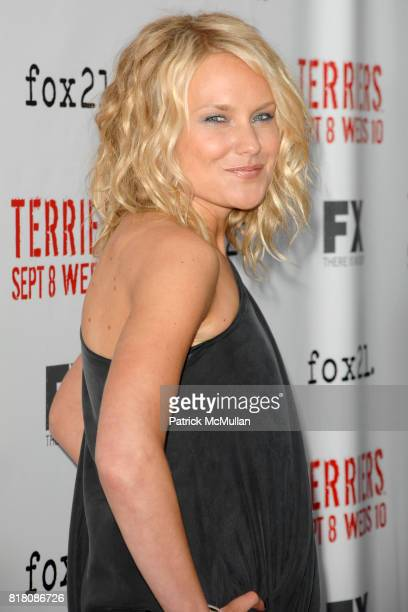Lauren Holiday attend Screening Of FX's 'Terriers' at ArcLight Cinemas on September 7th 2010 in Hollywood California