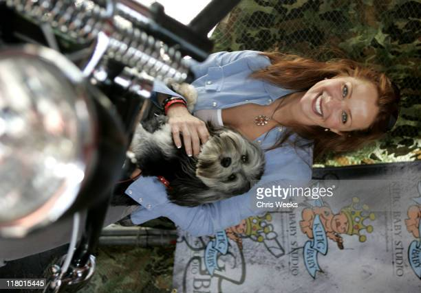 Lauren Holly at King Baby during Silver Spoon Hollywood Buffet Day One at Private Estate in Hollywood California United States Photo by Chris...