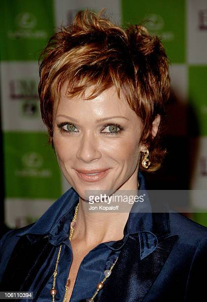 Lauren Holly during 16th Annual Environmental Media Awards Arrivals at Wilshire Ebell Theatre in Los Angeles California United States