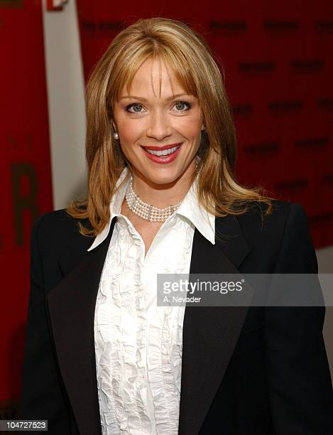 Lauren Holly during 2002 Women In Film Crystal Lucy Awards at Century Plaza Hotel in Century City California United States