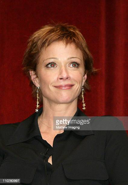 Lauren Holly during CBS Paramount Network Television presents 'For Your Consideration' screening of NCIS at Leonard H Goldenson Theatre in North...