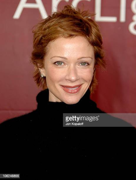 Lauren Holly during 'Charlotte's Web' Los Angeles Premiere Arrivals at ArcLight Theatre in Hollywood California United States