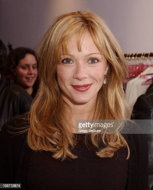 Lauren Holly during Cynthia Rowley Opens Her New Store In Los Angeles at Cynthia Rowley Store in Los Angeles California United States