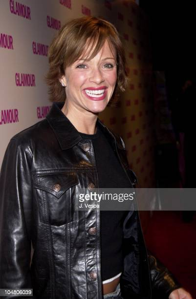 Lauren Holly during Glamour 'Don't' Party Hosted by Bonnie Fuller Glamour Magazine at Norm's Diner in Los Angeles California United States