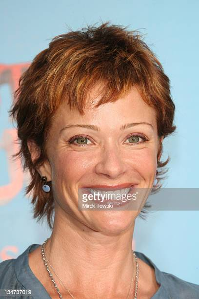 Lauren Holly during 'Monster House' Los Angeles Premiere at Mann Village Theater in Westwood California United States