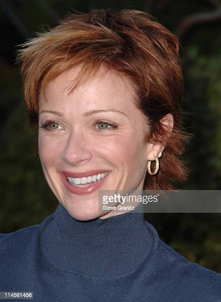 Lauren Holly during 'Open Season' Los Angeles Premiere Arrivals at Greek Theatre in Los Angeles California United States