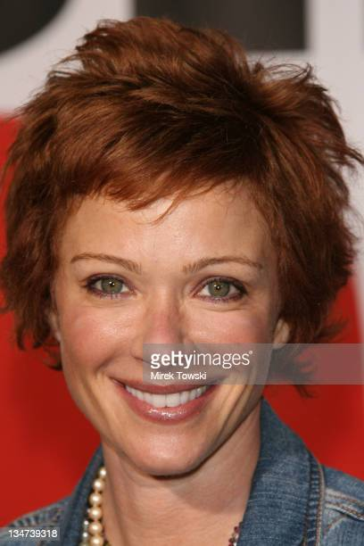 Lauren Holly during 'The Shaggy Dog' movie premiere at El Capitan Theater in Hollywood California United States