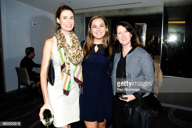 Lauren Hook Taylor Buckley and Monica Malone attend the Decoration and Design Building celebrates the 2017 winners of the DDB's 10th Anniversary of...