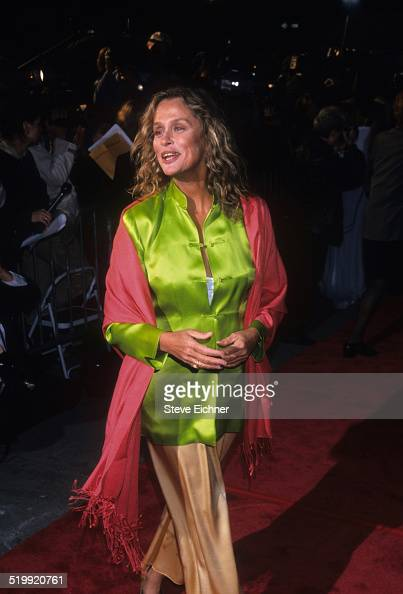 Lauren Hutton at event New York 1990s