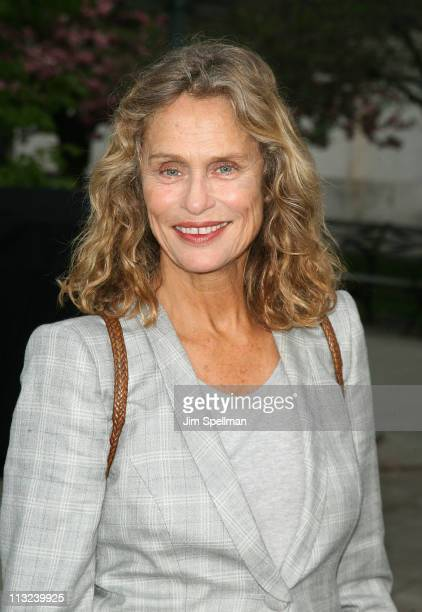 Lauren Hutton attends the Vanity Fair party during the 10th annual Tribeca Film Festival at State Supreme Courthouse on April 27 2011 in New York City