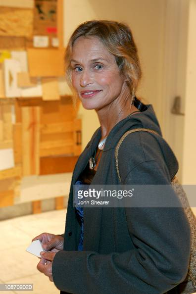 Lauren Hutton during 3rd Annual Hammer Museum Gala in the Garden Celebrates the Achievements of LA Artist Ed Ruscha at Hammer Museum in Westwood...