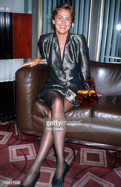 Lauren Hutton during Italian Designers' Gala at Rainbow Room in New York City New York United States