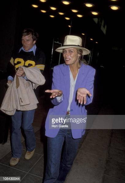 Lauren Hutton during Lauren Hutton Departs the Roxy Club March 1 1979 at Roxy Club in Hollywood California United States