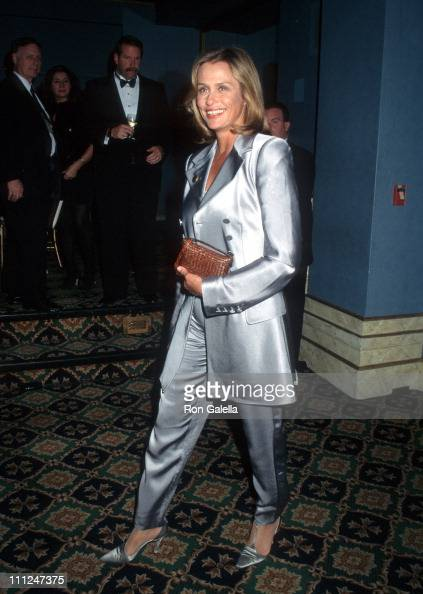 Lauren Hutton during National Breast Cancer Coalition Honors Bill and Hillary Clinton at Pierre Hotel in New York City New York United States