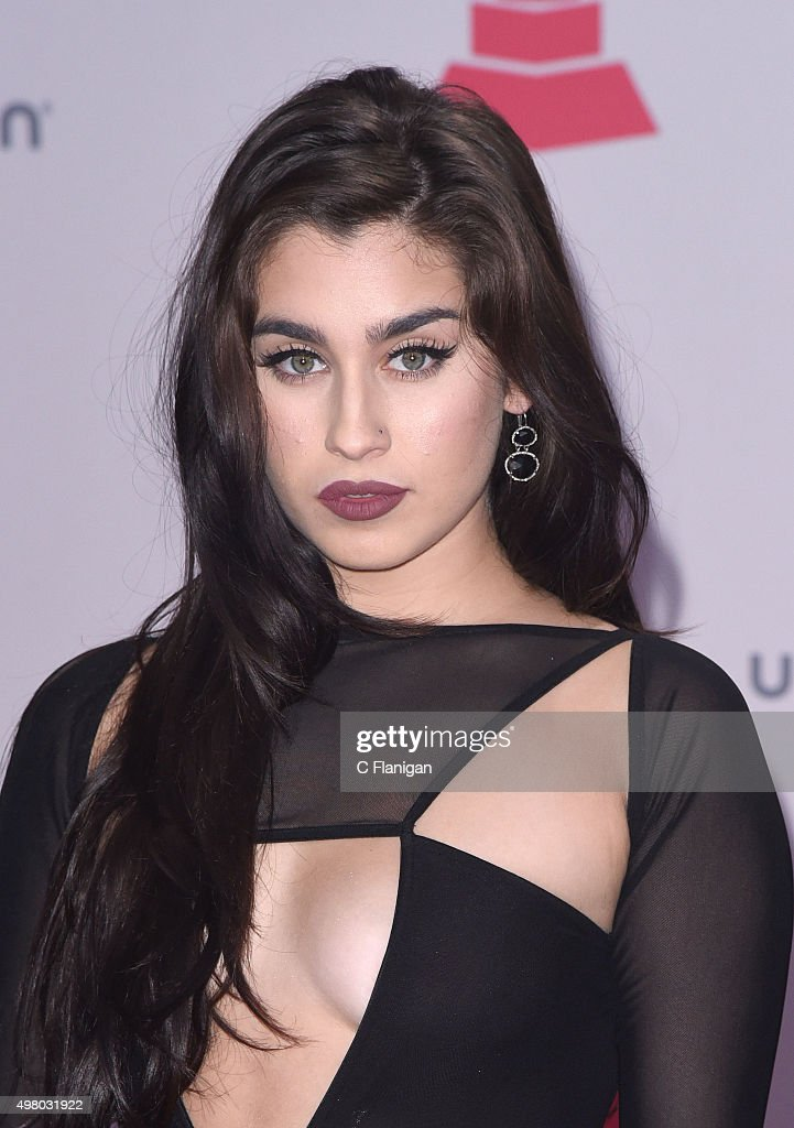 Lauren Jauregui Fifth Harmony 16th Latin GRAM...