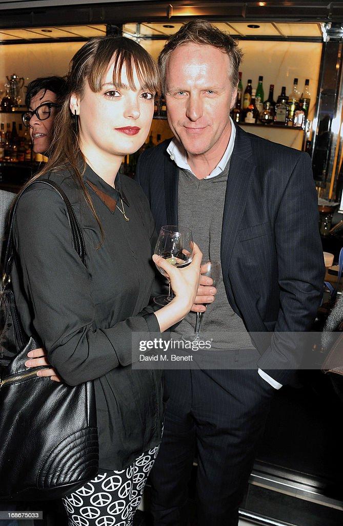 Lauren Jones attend Joe's x Purple Magazine dinner at Le Caprice on May 13, 2013 in London, United Kingdom.
