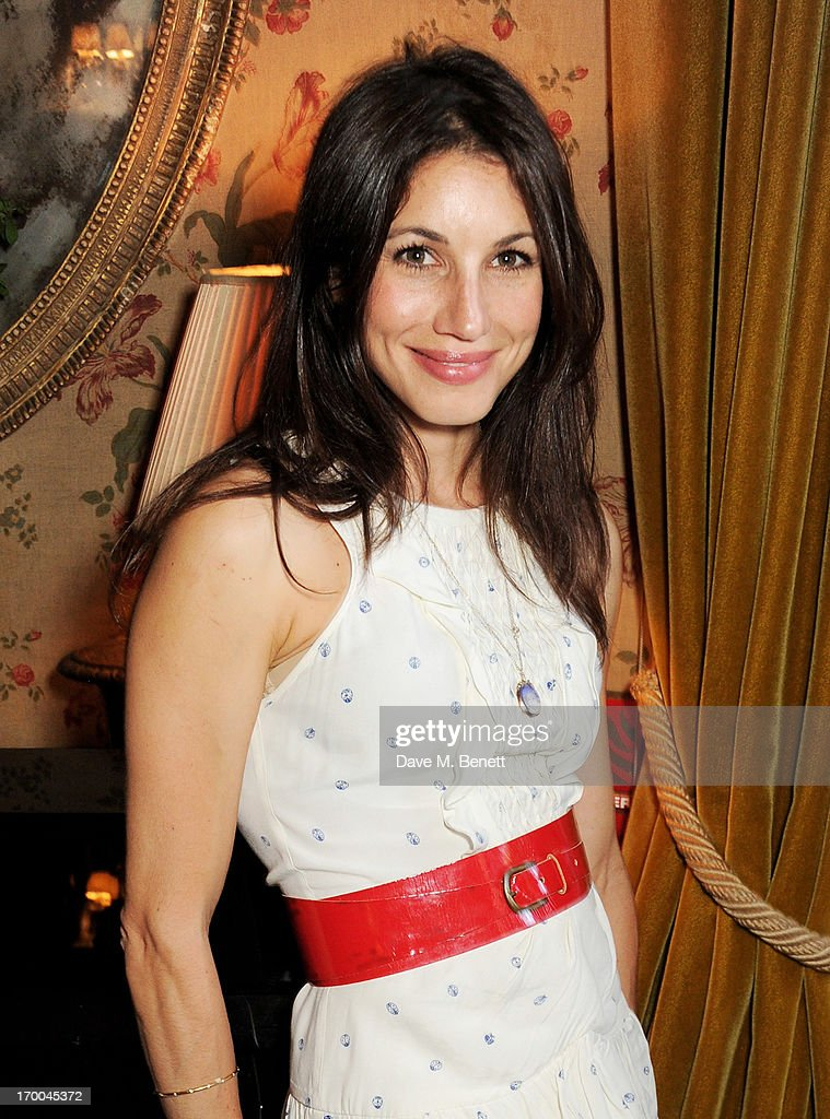 Lauren Kemp attends the launch of 'The Eighties: One Day, One Decade' by GQ editor Dylan Jones at Mark's Club on June 6, 2013 in London, England.