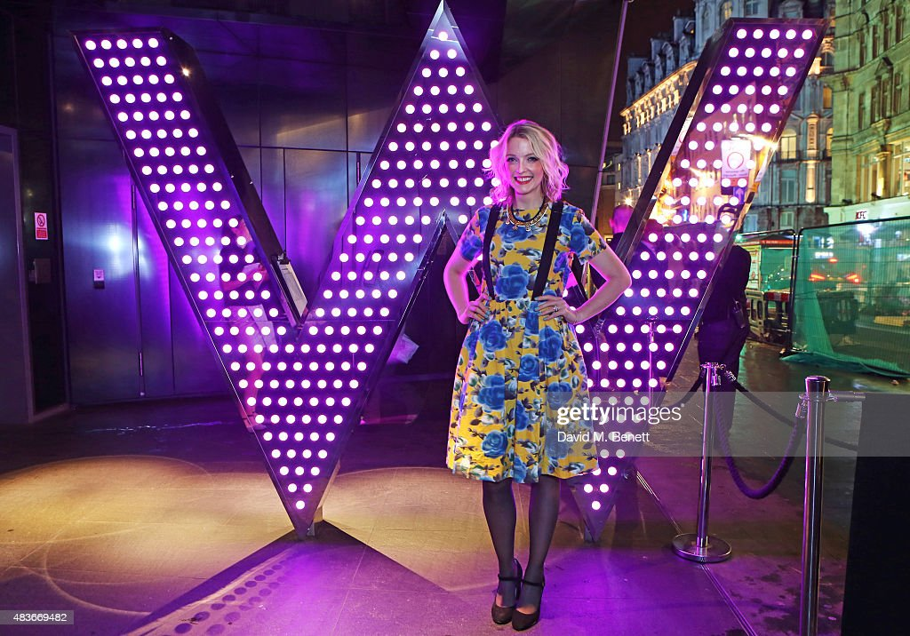 Launch Of W London's Britpop Collection, Curated By DJ Lauren Laverne