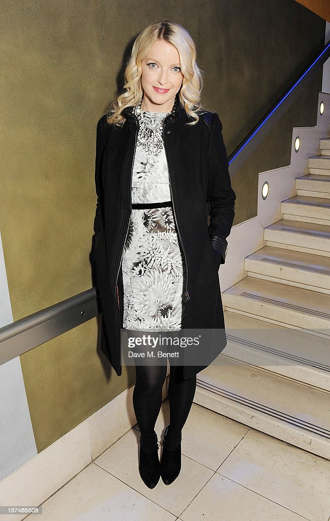 Lauren Laverne attends the Turner Prize 2012 winner announcement at the Tate Britain on December 3, 2012 in London, England.