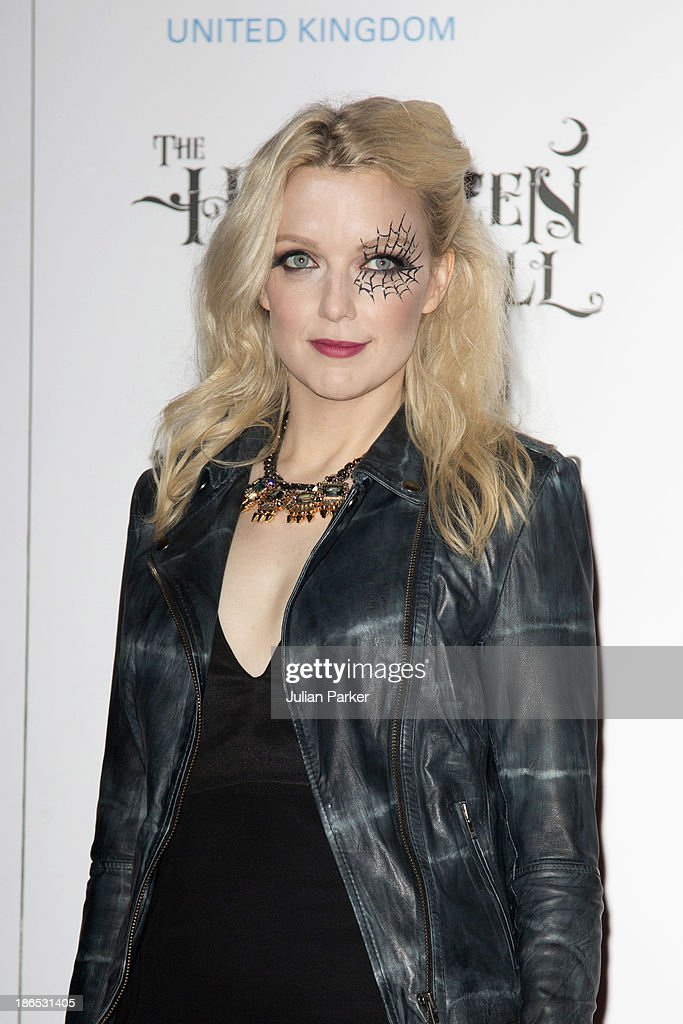 <a gi-track='captionPersonalityLinkClicked' href=/galleries/search?phrase=Lauren+Laverne+-+Radio+Host&family=editorial&specificpeople=589841 ng-click='$event.stopPropagation()'>Lauren Laverne</a> attends The UNICEF Halloween Ball at One Mayfair on October 31, 2013 in London, England.