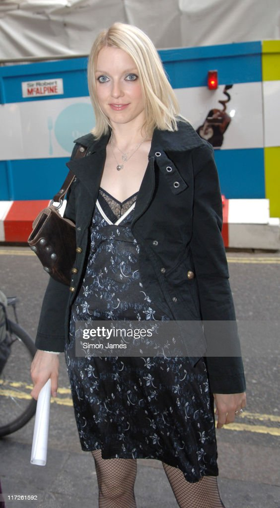Lauren Laverne during DieselUMusic Awards – Press Launch June 29 2006 at The Cuckoo Club in London Great Britain
