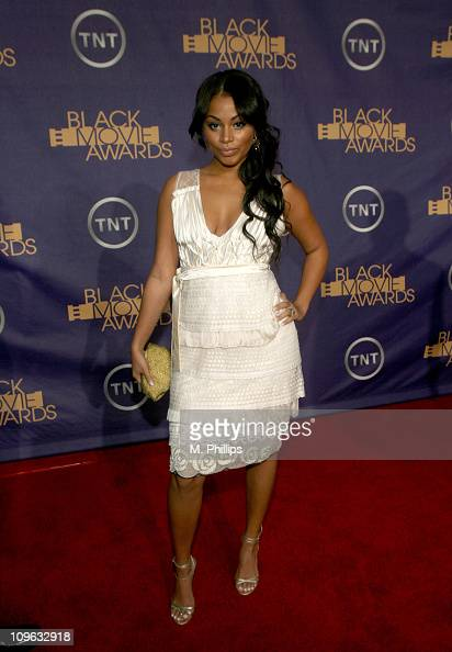 Lauren London 12556_MP_0148JPG during 2006 TNT Black Movie Awards Red Carpet at Wiltern Theatre in Los Angelses California United States