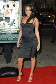 Lauren London during 'ATL' Los Angeles Premeire Arrivals at Grauman's Chinese Theatre in Hollywood California United States