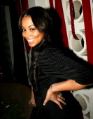 Lauren London during Spoonfed and MrRe Host Lauren London Birthday Party December 3 2006 at PM in New York City New York United States