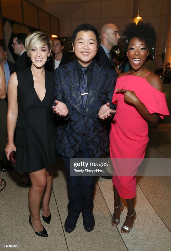 The Hollywood Reporter And SAG-AFTRA Inaugural Emmy Nominees Night Presented By American Airlines, Breguet, And Dacor - Inside