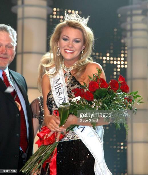 Lauren Nelson Miss America 2007