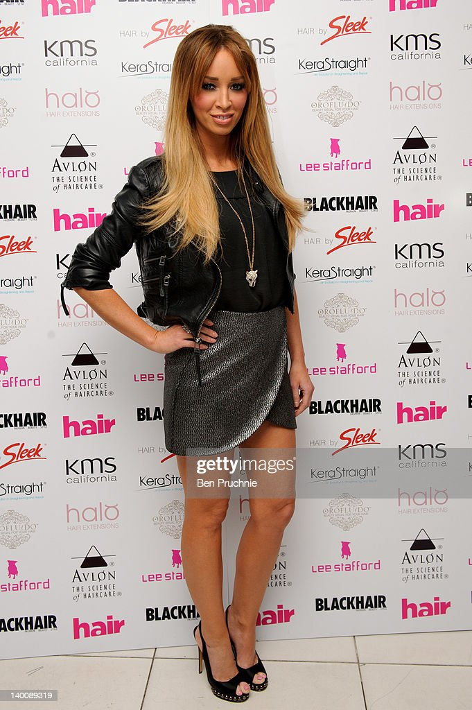 <a gi-track='captionPersonalityLinkClicked' href=/galleries/search?phrase=Lauren+Pope&family=editorial&specificpeople=217525 ng-click='$event.stopPropagation()'>Lauren Pope</a> attends The Hair Awards 2012 at Millbank Tower on February 27, 2012 in London, England.