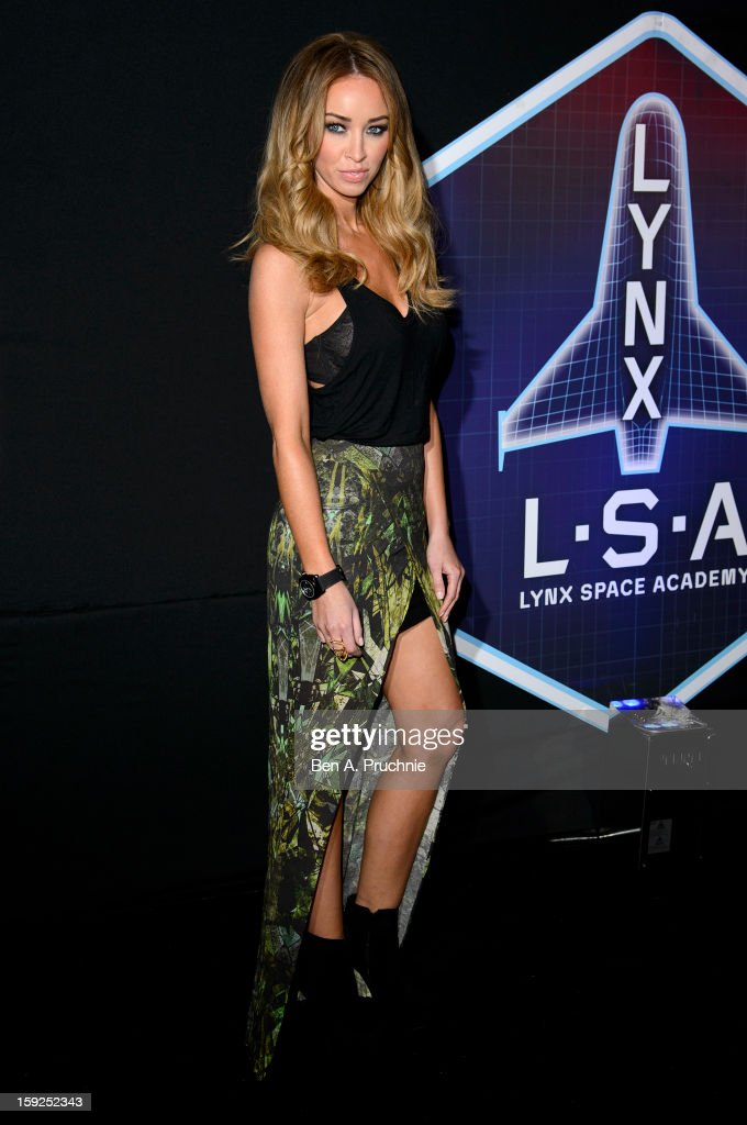 <a gi-track='captionPersonalityLinkClicked' href=/galleries/search?phrase=Lauren+Pope&family=editorial&specificpeople=217525 ng-click='$event.stopPropagation()'>Lauren Pope</a> attends the Lynx L.S.A launch event at Wimbledon Studios on January 10, 2013 in London, England.