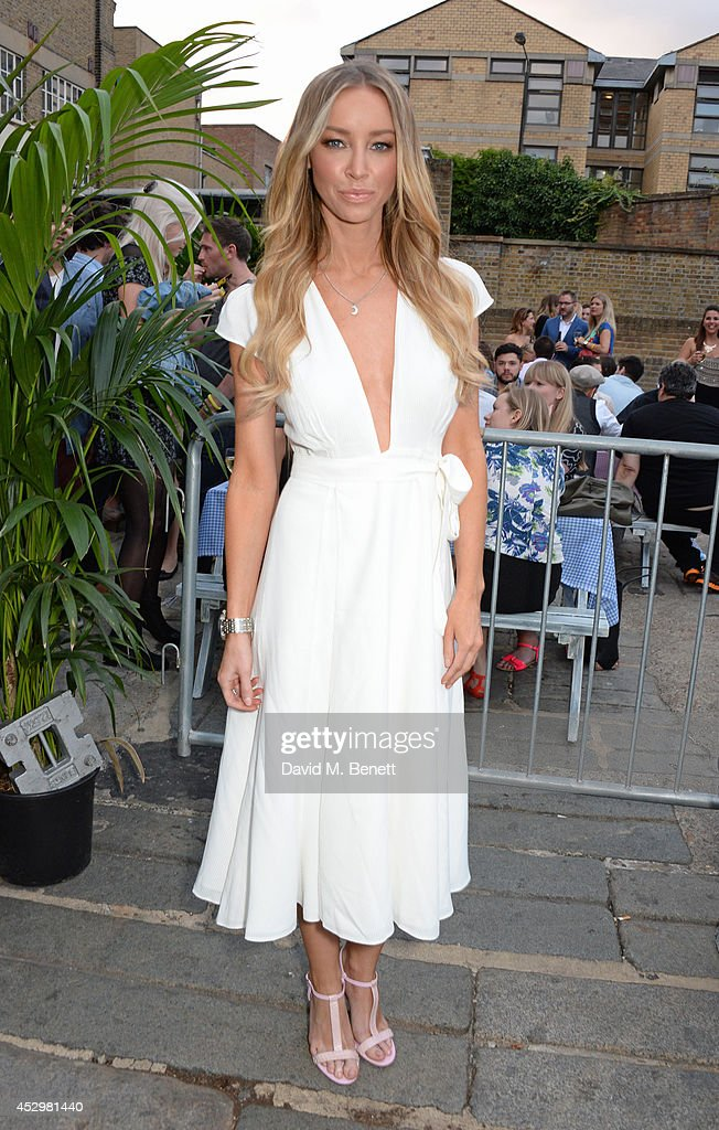 <a gi-track='captionPersonalityLinkClicked' href=/galleries/search?phrase=Lauren+Pope&family=editorial&specificpeople=217525 ng-click='$event.stopPropagation()'>Lauren Pope</a> attends the star studded VIP launch party for truTV, a brand new larger than life TV channel launching on 4th August, at the tru-Man Brewery, on July 31, 2014 in London, England.