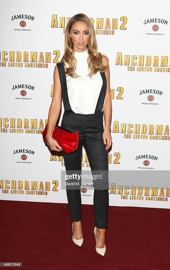 <a gi-track='captionPersonalityLinkClicked' href=/galleries/search?phrase=Lauren+Pope&family=editorial&specificpeople=217525 ng-click='$event.stopPropagation()'>Lauren Pope</a> attends the UK premiere of 'Anchorman 2: The Legend Continues' at the Vue West End on December 11, 2013 in London, England.
