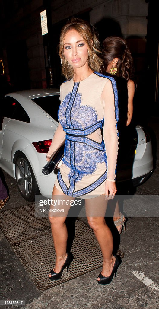 <a gi-track='captionPersonalityLinkClicked' href=/galleries/search?phrase=Lauren+Pope&family=editorial&specificpeople=217525 ng-click='$event.stopPropagation()'>Lauren Pope</a> sighting at Novikov Restaurant, Mayfair on May 5, 2013 in London, England.