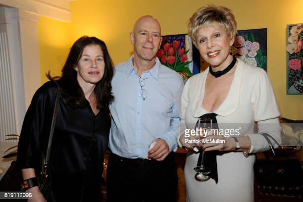 Lauren Reddington Ken Wolf and Susan Silver attend 'Pisces' Birthday Party of John Demsey Alina Cho and Marilyn Gauthier at Private Residence on...