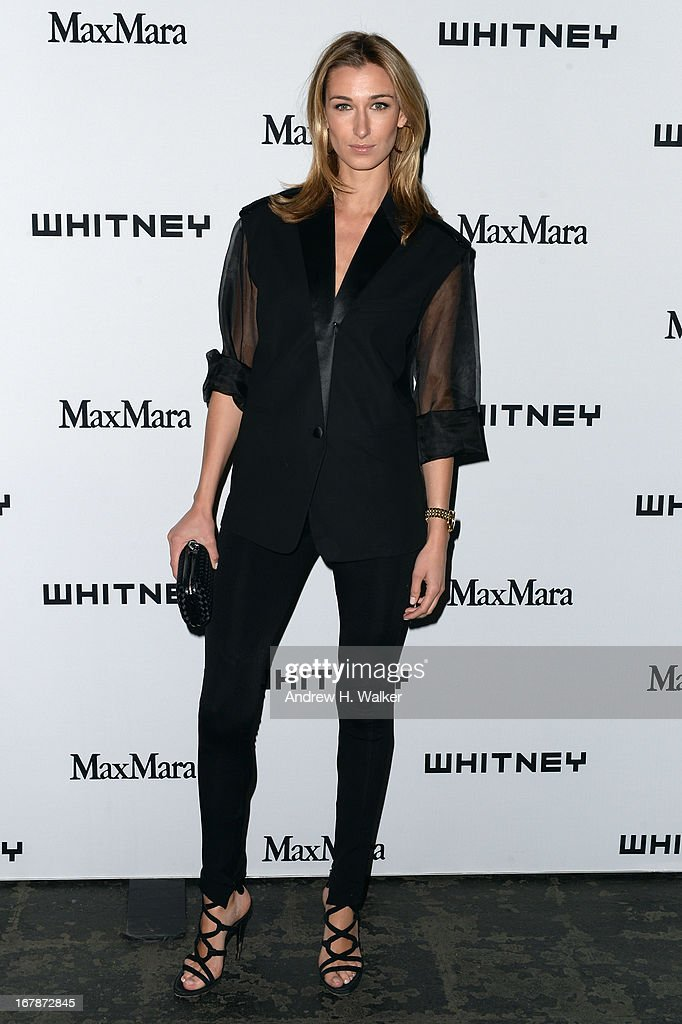 Lauren Remington Platt arrives at the Whitney Museum Annual Art Party on May 1, 2013 in New York City.