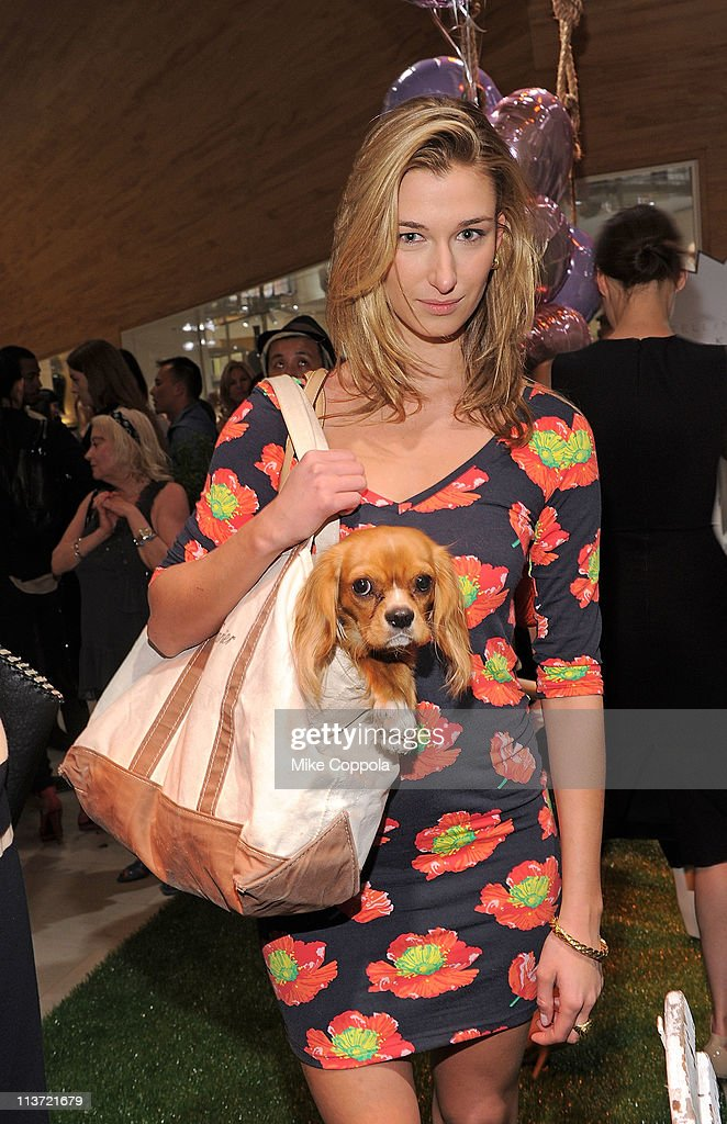 Lauren Remington Platt attends the launch of the new Stella McCartney boutique at Saks Fifth Avenue on May 4, 2011 in New York City.