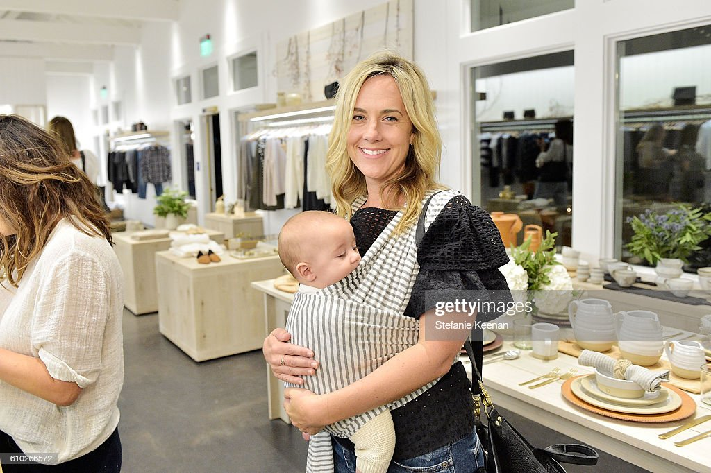 lauren roberts attends jenni kayne and clare vivier celebrate the opening of their stores at lido - Jenni Kayne Store